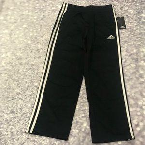 NWT Adidas Athletic boys pants M 10/12